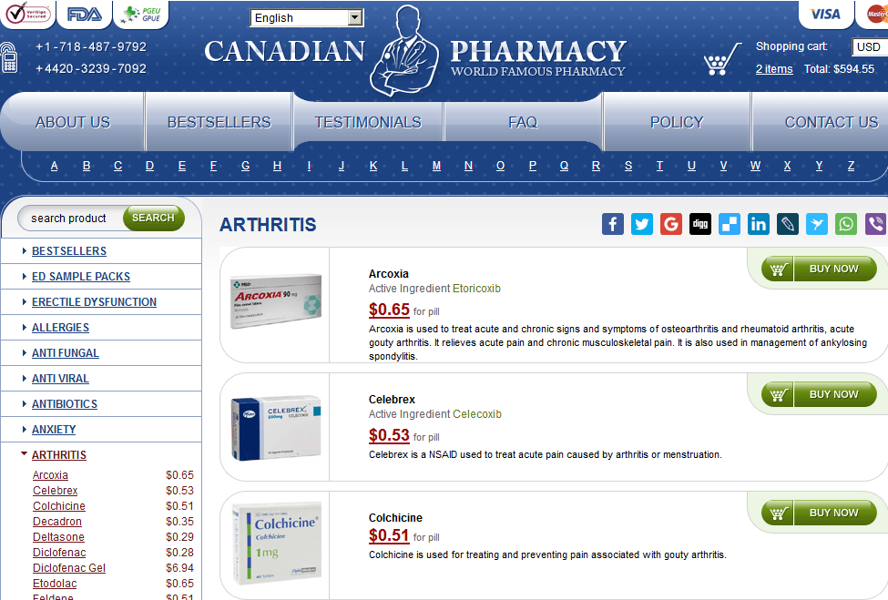 Online Pills Network Pharmacy Front